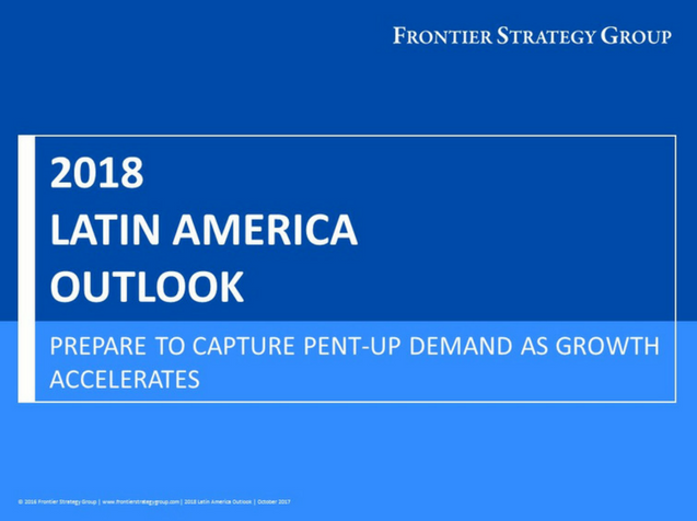 2018 Latin America Outlook