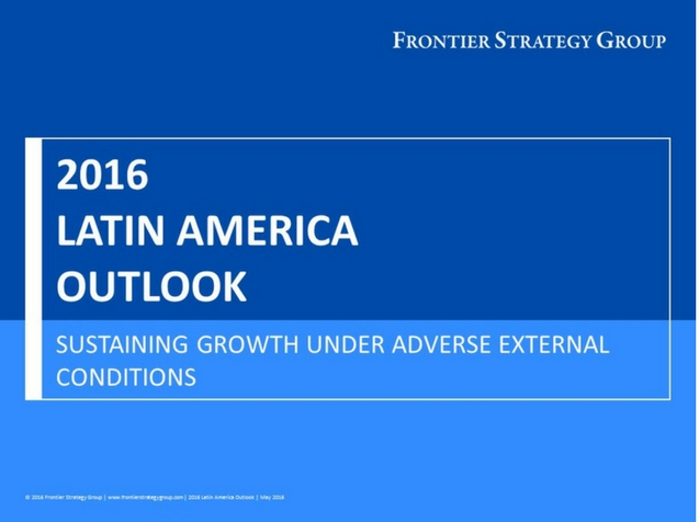 2016 Latin America Outlook