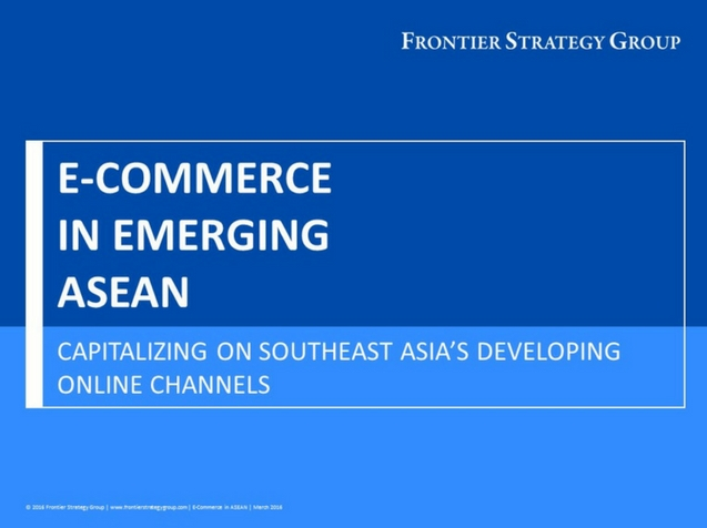 E-Commerce in Emerging ASEAN