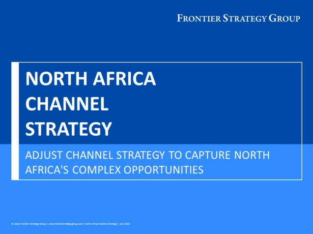 North Africa Channel Strategy