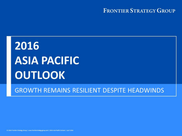 2016 Asia Pacific Outlook