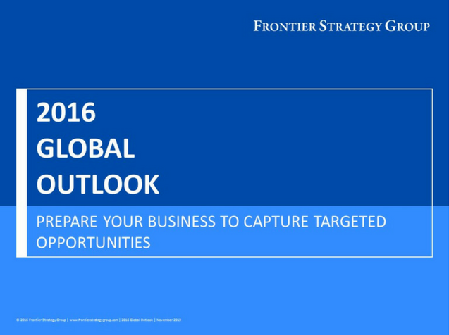 2016 Global Outlook
