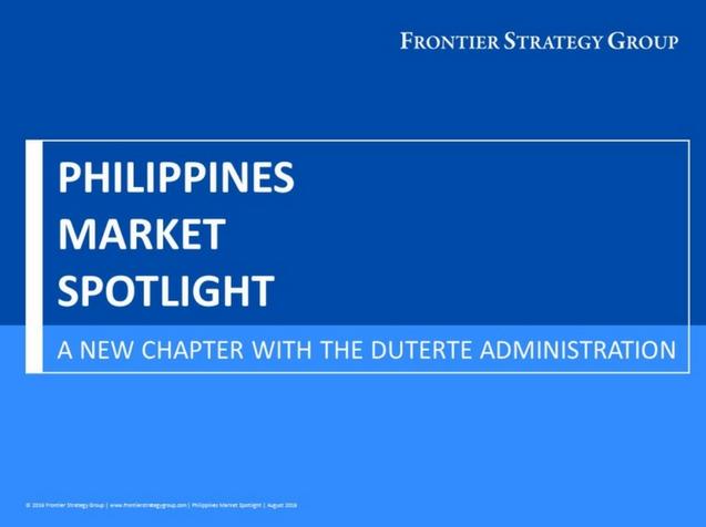 Philippines Market Spotlight
