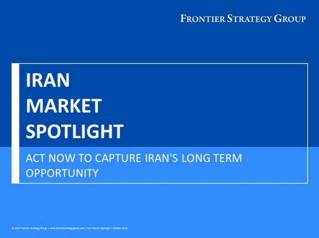 Iran Market Spotlight