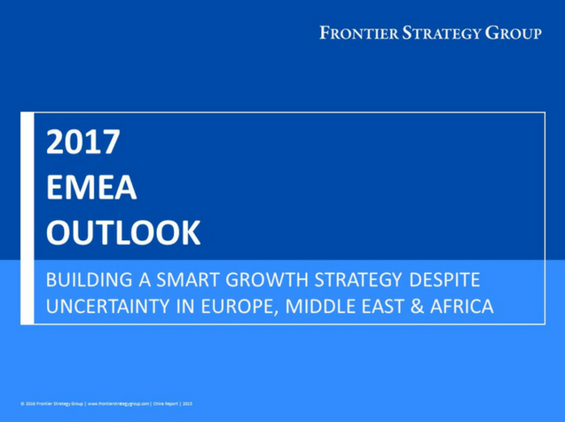 2017 EMEA Outlook