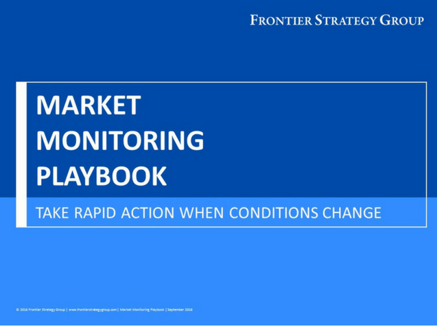 Market Monitoring Playbook