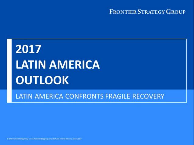2017 Latin America Outlook