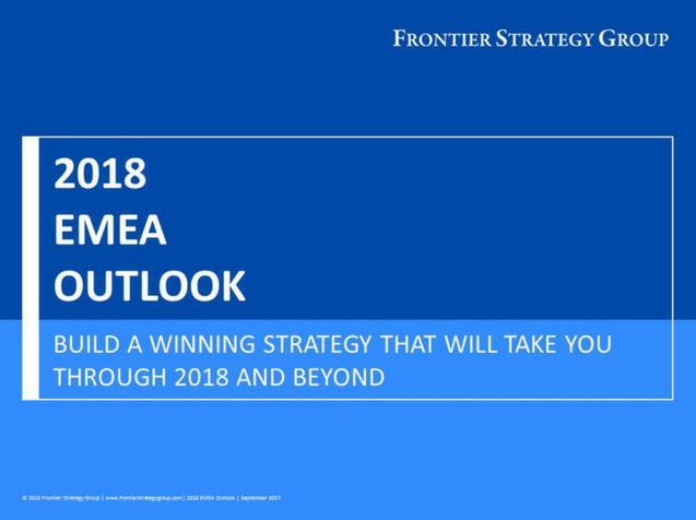 2018 EMEA Outlook