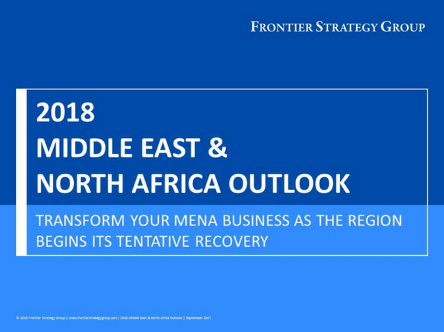 2018 Middle East & North Africa Outlook
