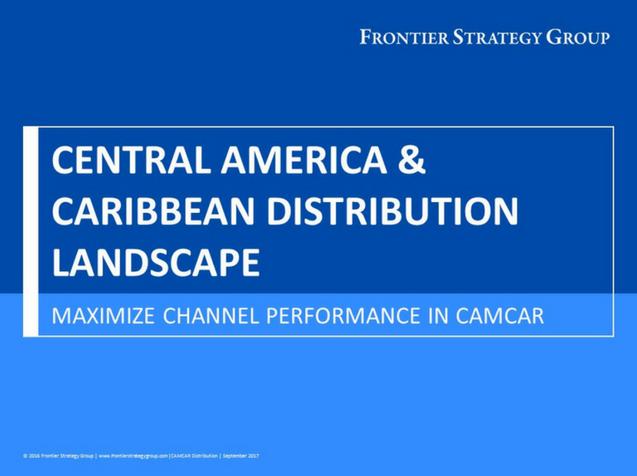 CAMCAR Distribution Landscape